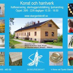 Art exhibition - Skärgårdskraft Art and Handicraft