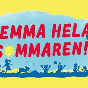 Ellen Ekman, Läsäventyr i Stadsparken 0-13 år