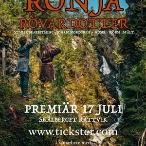 © Rättviks Kultursällskap, Ronja Rövardotter.