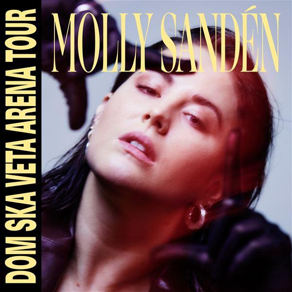 """Molly Sandén - """"DOM  SKA VETA ARENA TOUR""""."""