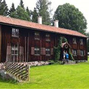 Visning av Gammelgården, föreläsning av boken Solbergaskolan 100 år samt Torsåkersfilmen