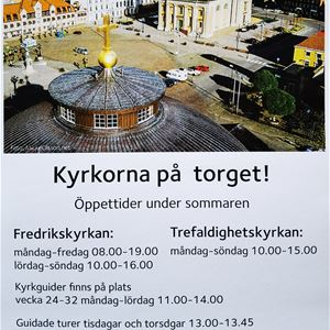 Guided tour - The churches on the Great Square