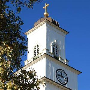 Melker Stendahl, Tornet av Boda kyrka.