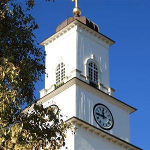 Tornet på Boda kyrka