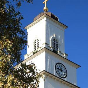 Melker Stendahl, Tornet på Boda kyrka.