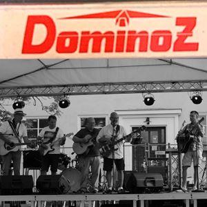 """Dominoz """"firar 45 år från förr till nu"""""""