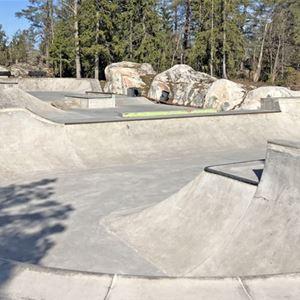 Drop in Skateparken Norrtälje