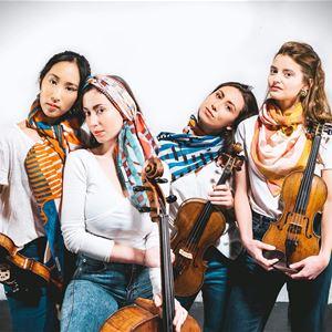 Quatuor Mona - Les Musicales de Normandie