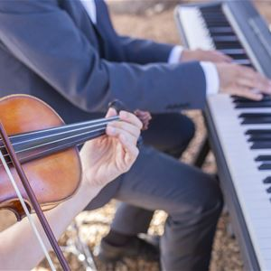 """Konsert - """"Unga violinister möter klassiska mästare"""""""