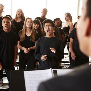 """Konsert - """"Vokalharmonin"""