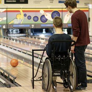 Anpassad aktivitet - Bowling