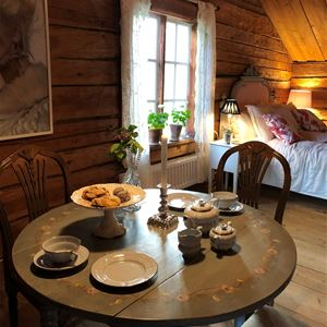 Bed & Breakfast hos Träslottet