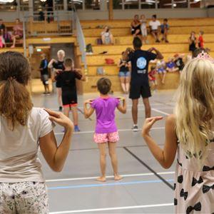 Anpassad aktivitet - Dans i Norrtälje Sportcentrum