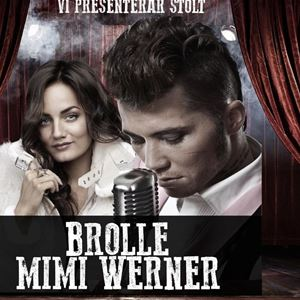 Affisch på Brolle