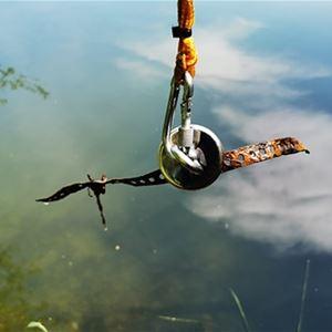 Magnetfiske - skrot och skatter under ytan