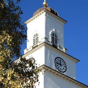 © Melker Stendahl, Boda kyrka tornet