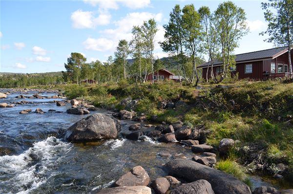 Hovden Høyfjellsenter - Hytter midt i løypenettet