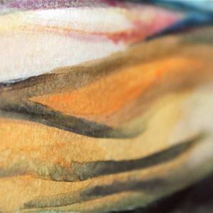 Sommarkonsert - Akvareller