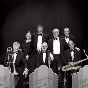 Björntjänst presenterar - Peter Lind and the Cabaret Band