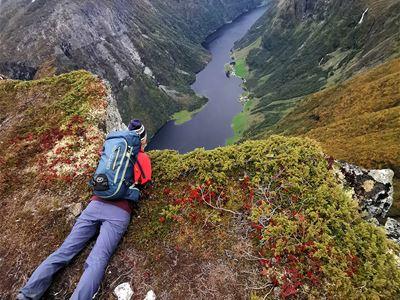 Breiskrednosi hike and Fjord Cruise Nærøyfjord