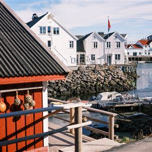 Henningsvær Bryggehotell