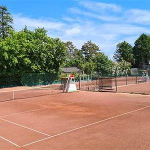 Beddingespelen - Tennis