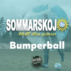Privat, Sommarskoj BUMPERBALLS Hallstavik