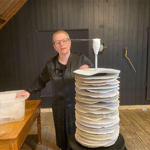 © 50årsjubileum for Nordnorske Bildende Kunstnere, 50-års jubileum for Nordnorske Bildende Kunstnere i Galleri 2 i Stamsund