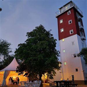 Wieża Pilotów na wyspie Aspö (copy)
