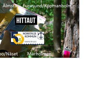 HittaUt - Friskvårsaktivitet