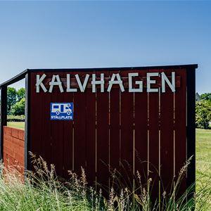 Ställplats - Kalvhagen i Södvik