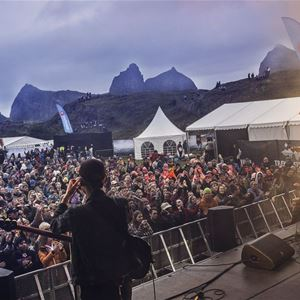Ludvik Baksaas,  © Trænafestivalen, Trænafestivalen