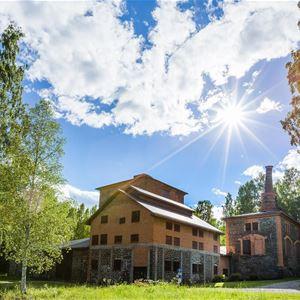 Historisk utställning i Hyttan