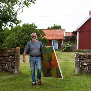 Konstutställning Jürgen Ewel