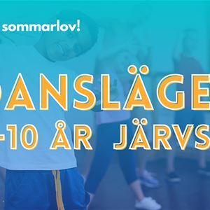 Dansläger Järvsö 9-10 år