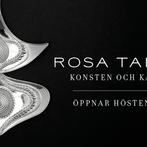VERNISSAGE: Rosa Taikon - Konsten och kampen.