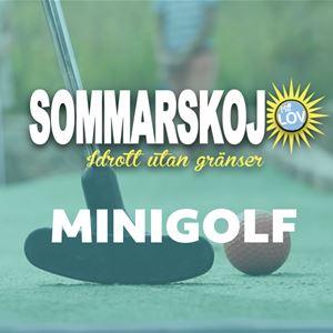 Privat, Sommarskoj MINIGOLF