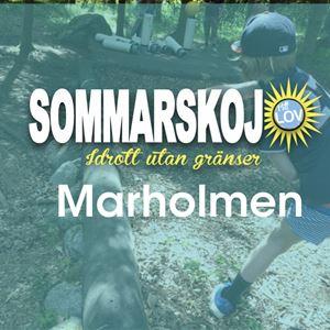 Privat, Sommarskoj MARHOLMEN 10-kamp