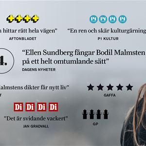 © Copy: https://www.facebook.com/events/176826904286505 , Ett bloss för Bodil Malmsten - tolkningar av Ellen Sundberg