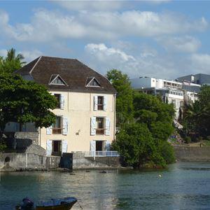 Circuit patrimoine de la ville de Saint Pierre -La Rivière d'Abord ou la naissance d'une ville