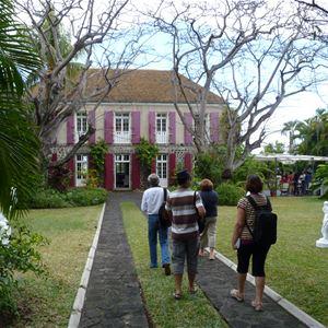 Circuit patrimoine de la ville de Saint Pierre - Les grandes villas urbaines