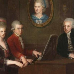 © Copy: https://www.svenskakyrkan.se/frososunnenordero/musikalisk-hogmassa , BIld på målning av musiker med piano och fiol