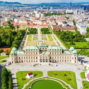 Möckelsnäs Trädgård: Greetings from Vienna