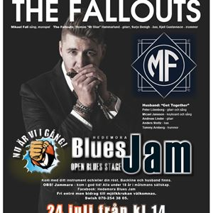 © Linus Jonsson, Hedemora Blues Jam + Mike Fall & The Fallouts