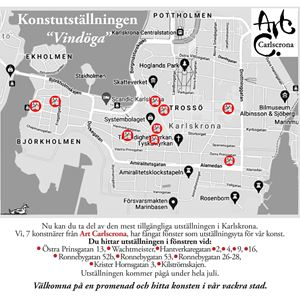 Art exhibition - Vindöga