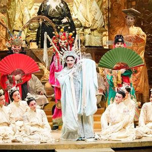 TURANDOT  Direktsänd opera från Metropolitan Opera i New York
