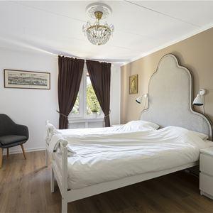 Villa Högby, Rum och Lägenhetsuthyrning