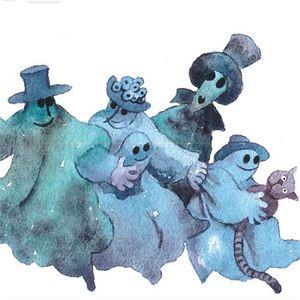 Hösttips från Sagobygden: Spökvandring i Hjärtanäs by