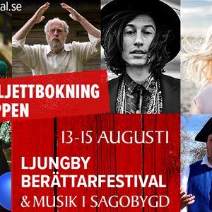Sagobygden: Berättarfestival
