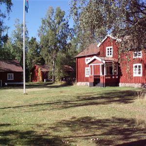 Häverö-Edebo Hembygdsgård.Tema växter som mat och medicin.